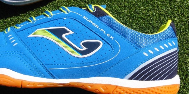 3f6ffa8f0a Joma Superflex Indoor - Boot Review | Soccer Cleats 101