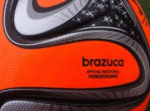 Official Brazuca Winterball