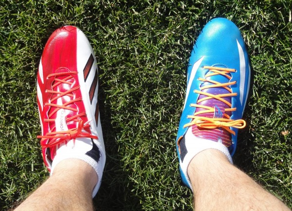 adiZero New vs Old