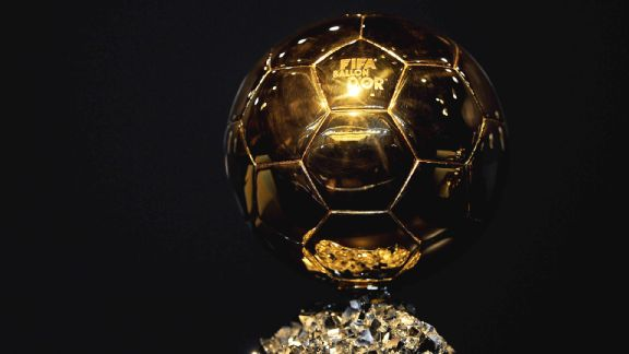 It's the GOLDEN BALL!