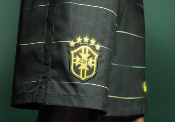 Brasil National Team Third Kit shorts