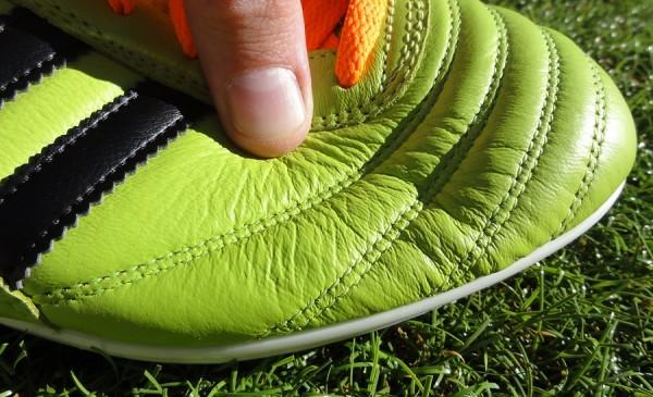 Copa Mundial Leather Upper