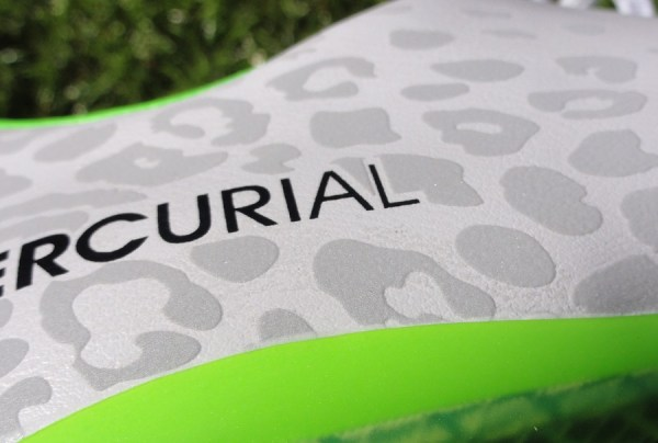 Mercurial Vapor Flash Up Close