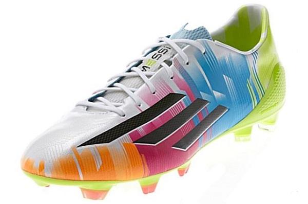 Messi F50 adiZero Rainbow  b4b6a606e2a93
