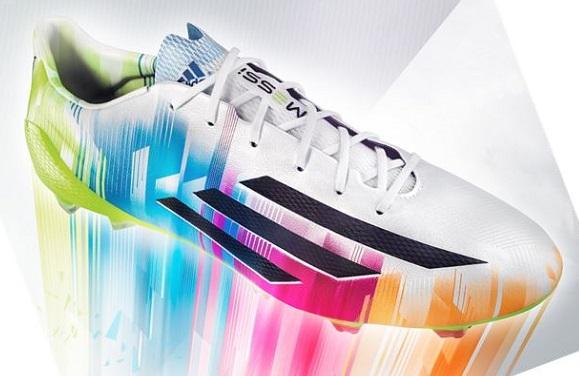 Adidas Unleash Wildly Colorful adiZero