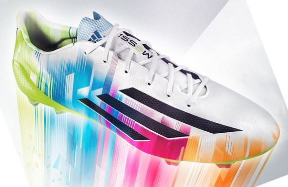 Adidas Unleash Wildly Colorful adiZero F50 Messi  f90caa9774457