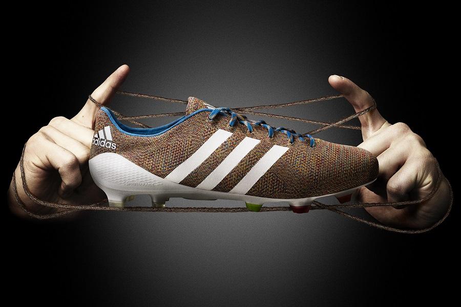 online retailer df546 a115e adidas Samba Primeknit - World s First Knitted Soccer Boot   Soccer Cleats  101