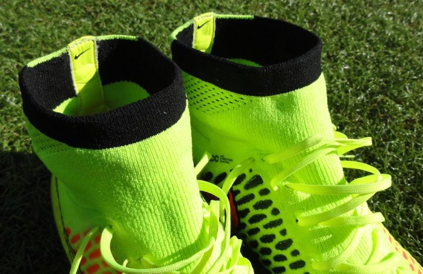 Magista mid-cut collar