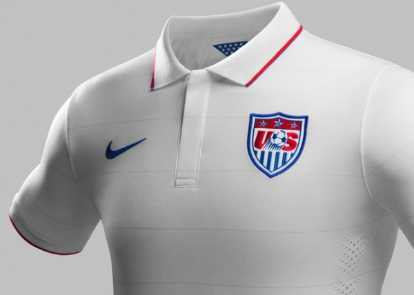 NEW USA Home Jersey