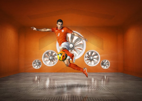 Strootman Ctr360 Maestri III Orange