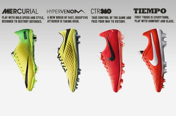 nike release their summer 2014 boot collection soccer
