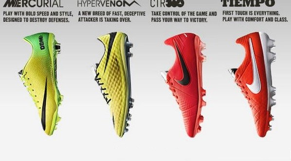 Summer 2014 Nike
