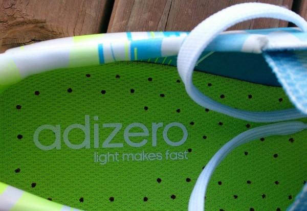 adiZero Light Makes Fast