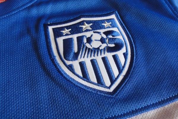 US Jersey 2014 Crest
