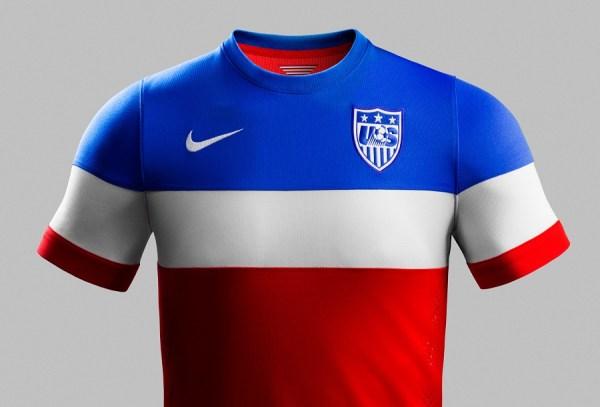 USA AWAY JERSEY 2014