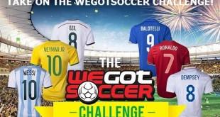 WeGotSoccer Challenge