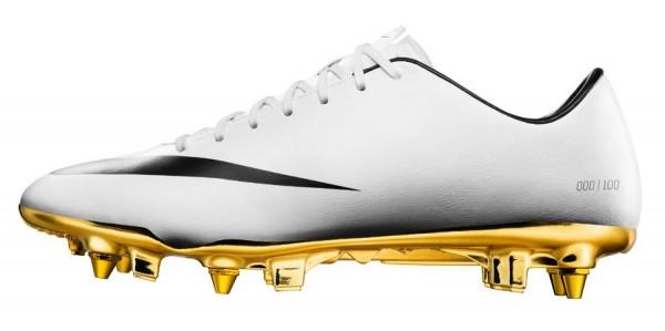 White Ronaldo Vapor IX