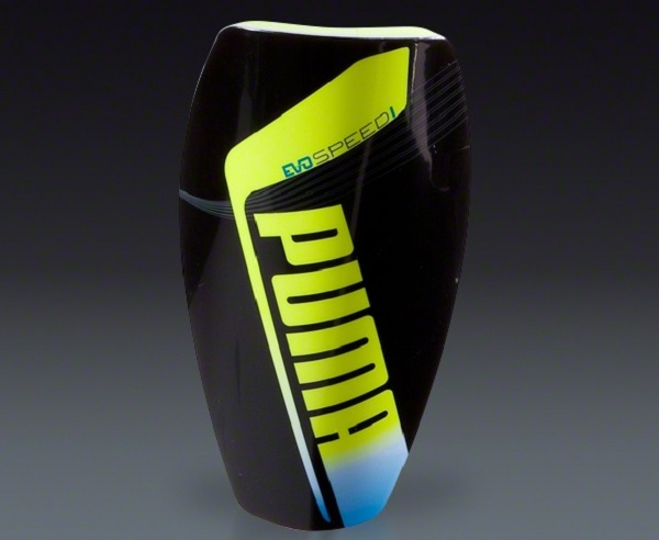 puma evospeed shinguards