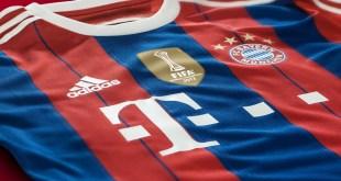 FC_Bayern_Munich Home Jersey 2014