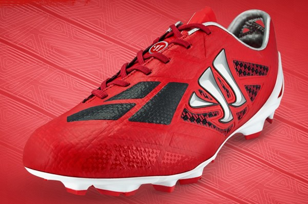 New Warrior Gambler II in Red