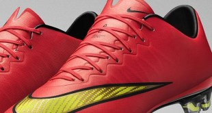 Nike Mercurial Vapor X Released