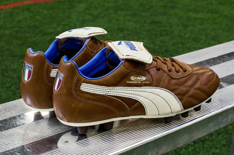 1dd7afdf3 sell The King is Back - Limited Edition Puma King Top Italia