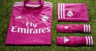 Real Madrid 2014/15 Kit