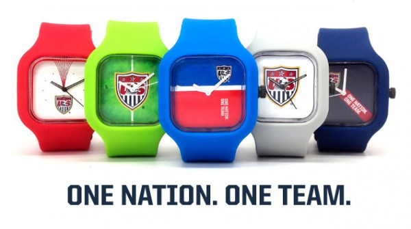 US Soccer Watch LineUp