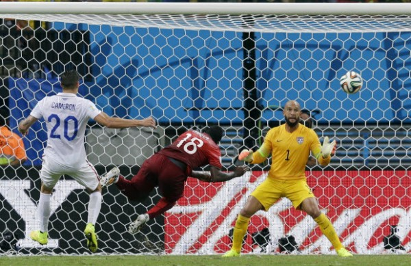 Brazil Soccer WCup US Portugal