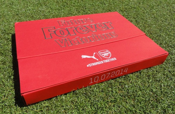Arsenal Home Kit 2015