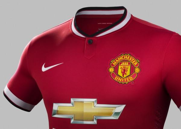 Manchester_United 2015 Jersey