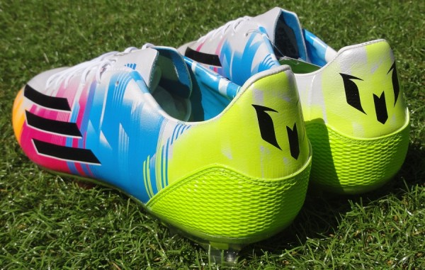 Messi f30 Heel