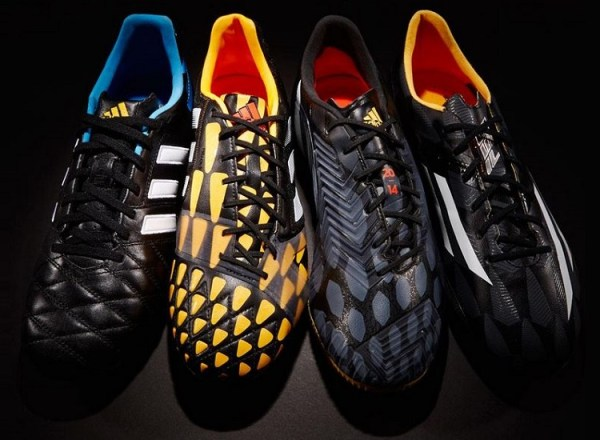 adidas Pitch Black Pack