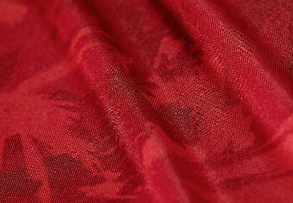 Flamengo 3rd Kit Up Close