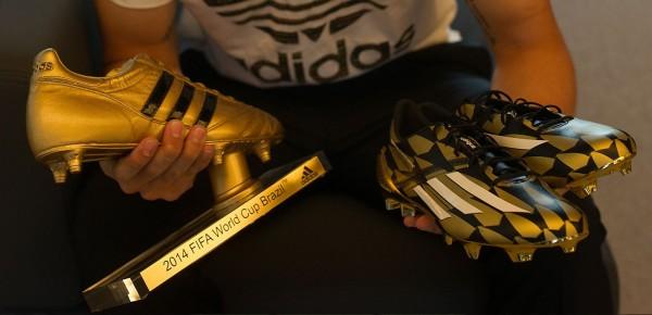 James Rodriguez - Golden Boot