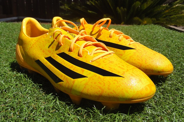 Thomas Müller Boots: adidas F50 Supernatural Review