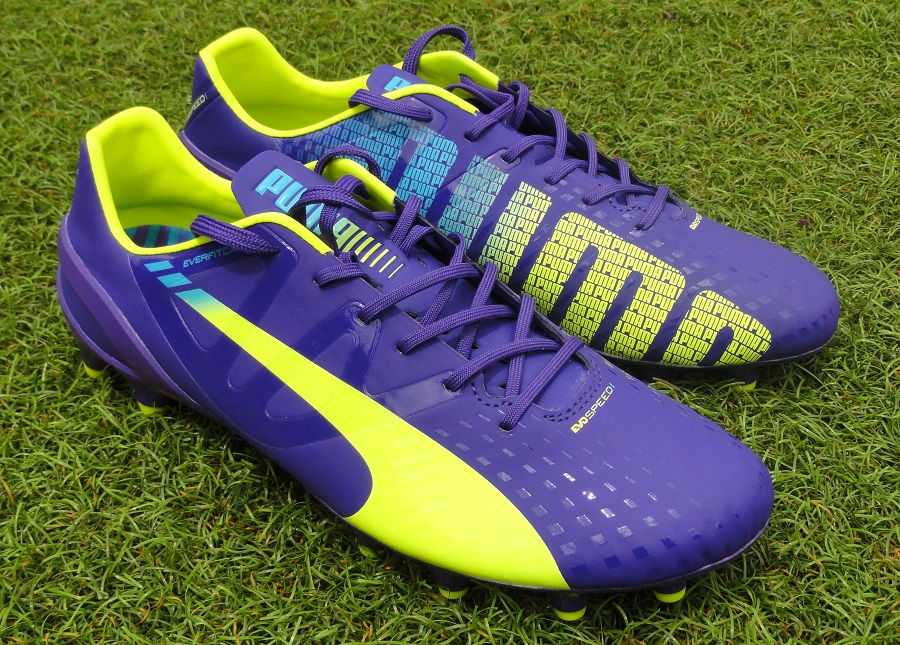 Puma evoSPEED 1.3 Review - Soccer Cleats 101
