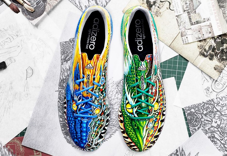 56acfd206836 How to get your pair of Limited Edition F50 adiZero Y-3!