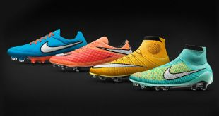 New Vibrant Nike Collection