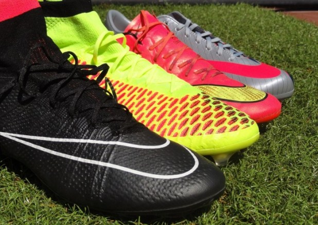 Nike Superfly IV compared