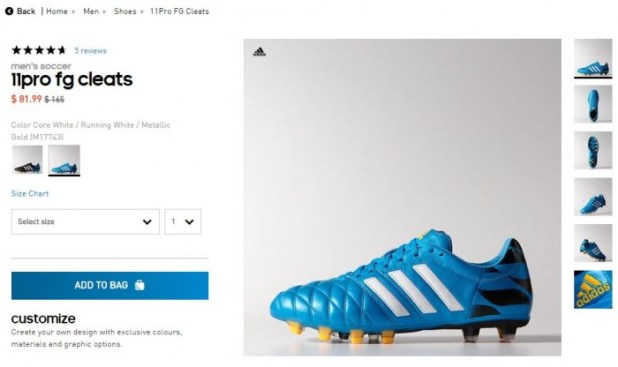 11Pro Deal on adidas