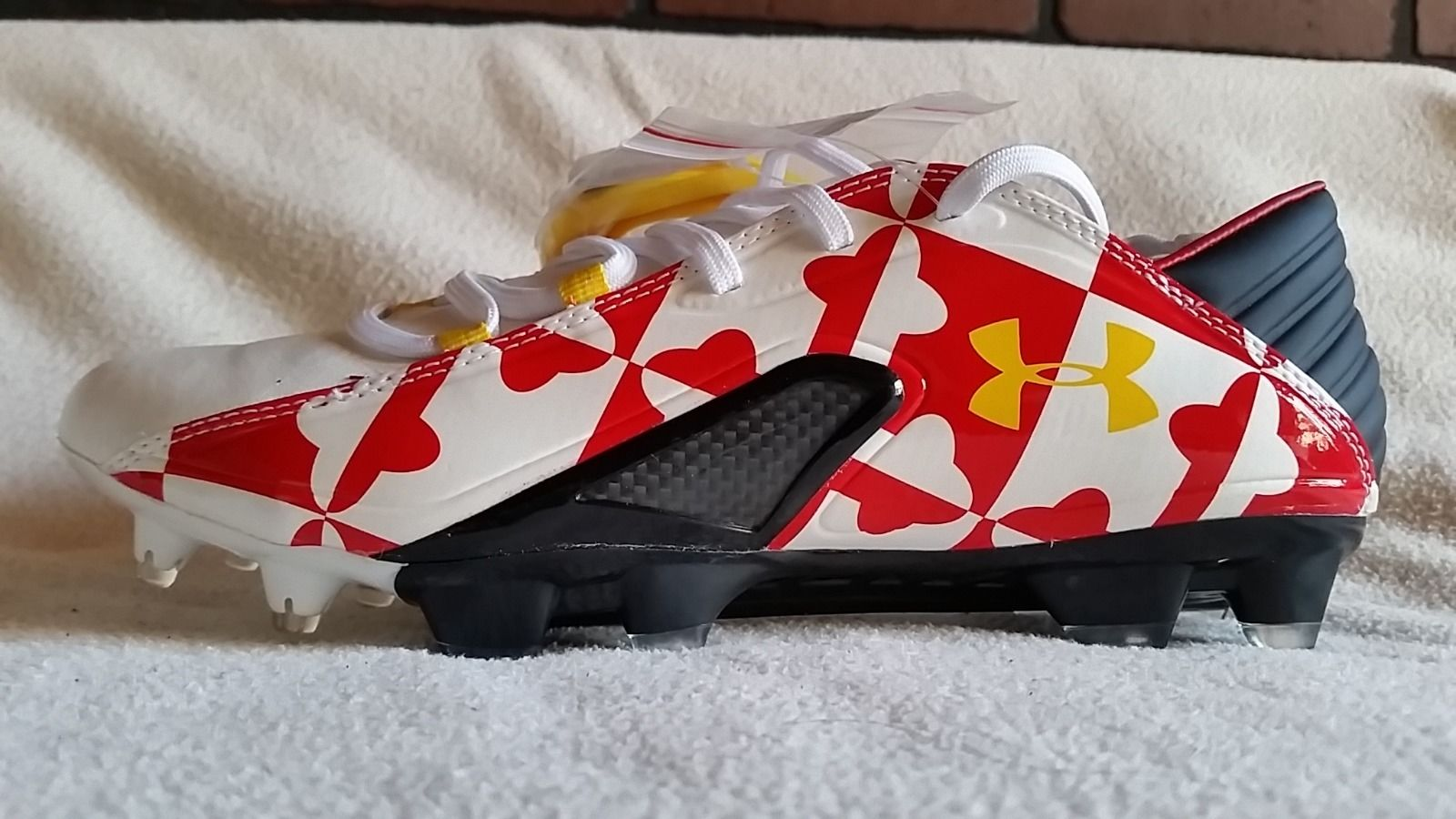 low priced d3fb7 f86a2 Bet you didn t know that Under Armour did a custom edition of the Blur