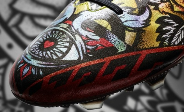 Adidas F50 Tattoo Pack Left Boot