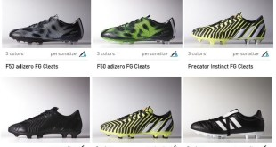 Adidas Personalized Boots