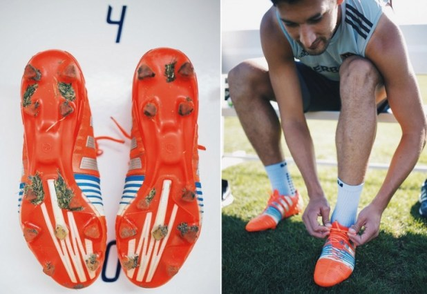 Omar Gonzalez - Adidas Nitrocharge