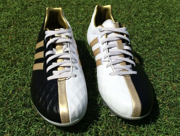 Adidas 11pro in Black and White miadidas