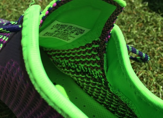 Inside the Primeknit