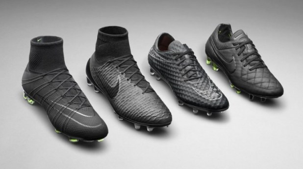 Nike Acadamy Black Pack