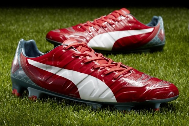 PUMA evoPOWER High Risk Red