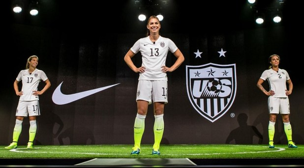US Women's World Cup Kit Release